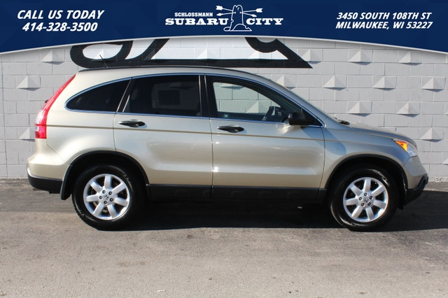 Pre Owned 2010 Honda Cr V Lx Sport Utility In Milwaukee